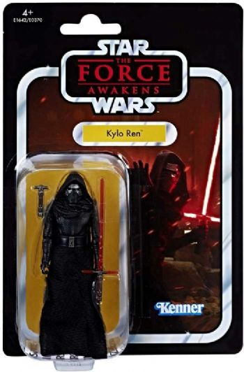 Pre-Order - Star Wars The Vintage Collection 2018 Kylo Ren Figure